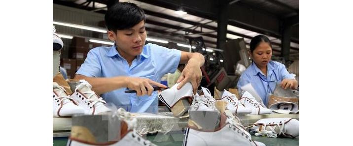 越南鞋厂BSCI